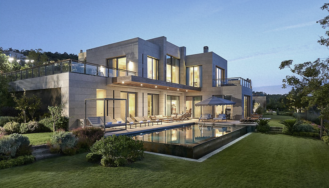 THE SIGNATURE UNDER STUNNING PROJECTS